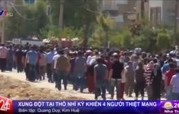 Thổ Nhĩ Kỳ: Xung đột giữa cảnh sát và người biểu tình, 4 người thiệt mạng
