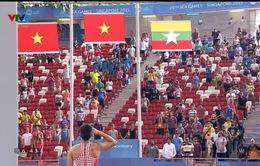 Nhìn lại khoảnh khắc lá cờ Việt Nam tung bay tại đấu trường quốc tế