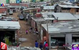 """Brazil: Kinh tế khó khăn, nhà ổ chuột mọc lên như """"nấm"""""""