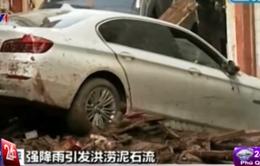 Mưa lũ tại Trung Quốc, ít nhất 7 người thiệt mạng