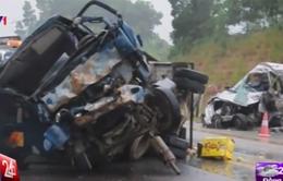 Tai nạn thảm khốc trên cao tốc Nội Bài – Lào Cai