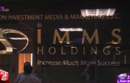 TP.HCM: Triệt phá sàn vàng ảo IMMS