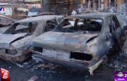 Iraq: Đánh bom gây thương vong lớn tại thủ đô Baghdad
