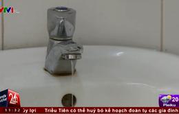 Bệnh viện Phụ sản Hà Nội dừng mổ vì... mất nước