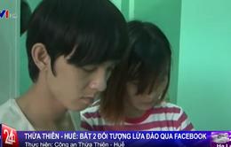 Thừa Thiên - Huế: Bắt 2 đối tượng lừa đảo, chiếm đoạt tài sản trên Facebook