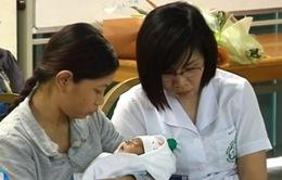 Hy hữu bệnh nhân suy thận giai đoạn cuối sinh con an toàn