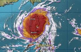 Siêu bão Koppu đổ bộ miền Bắc Philippines