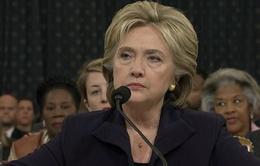 Bà Clinton bác cáo buộc trách nhiệm vụ tấn công Lãnh sự quán Mỹ ở Libya