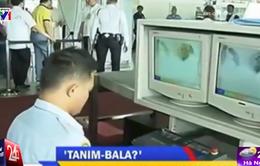 Nhân viên an ninh sân bay bỏ... đạn vào hành lý của khách tại Philippines