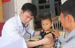 TTCE khám sàng lọc bệnh tim miễn phí cho 3000 trẻ em Hà Giang