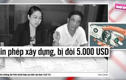 Điểm báo ngày 12/11: Vấn đề nóng 'tiền mặt' và 'mặt tiền'