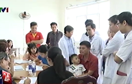 Phẫu thuật miễn phí tái tạo bộ phận sinh dục cho trẻ em