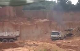 Đồng Nai: Đất đồi bị xẻ tan hoang, chính quyền 'không biết'?
