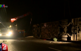 Tai nạn thảm khốc tại Pháp Vân - Cầu Giẽ: Lái xe không làm chủ được tay lái