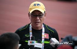 """Trưởng đoàn U23 Việt Nam: """"Không thể chủ quan trước U23 Malaysia"""""""