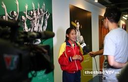 """""""Nữ hoàng đi bộ"""" Thanh Phúc: Từ SEA Games hướng đến Olympic"""