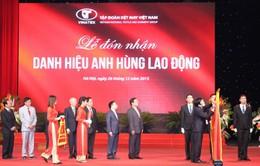Tập đoàn Dệt May Việt Nam đón nhận danh hiệu Anh hùng Lao động