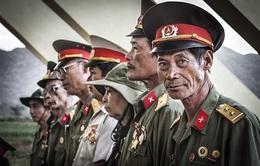 Ảnh chụp cựu chiến binh Việt Nam tranh giải ảnh quốc tế