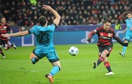 Bayer Leverkusen 1-1 Barcelona: Nỗ lực bất thành