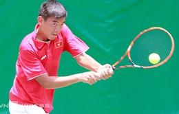 Hoàng Nam xuất sắc đánh bại đối thủ mạnh tại vòng 2 F2 Futures
