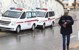 IS tấn công Đại sứ quán Hàn Quốc tại Libya, 2 lính gác thiệt mạng