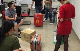 Vụ mất hành lý trên chuyến bay của Vietjet Air: Lỗi có thể do quá trình bốc xếp