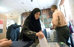 Phụ nữ Saudi Arabia chính thức được tham gia chính trường