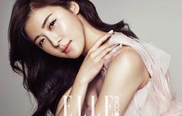 Ha Ji Won đẹp không tì vết trên tạp chí Elle