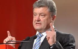Ukraine phản đối kế hoạch bầu cử của lực lượng đòi ly khai ở miền Đông