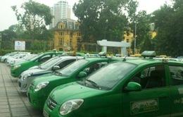 Taxi đồng loạt giảm giá cước