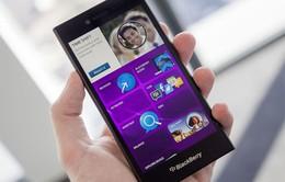 MWC 2015: BlackBerry Leap chính thức ra mắt với mức giá 275 USD
