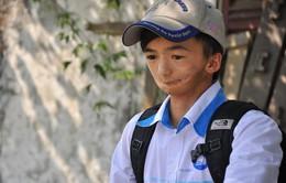 Nghị lực của chàng sinh viên không bao giờ có nụ cười