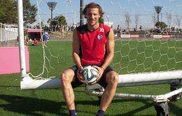 Diego Forlán sắp hồi hương