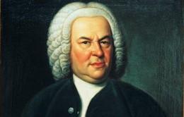 """Bức chân dung biểu tượng của Bach """"hồi hương"""""""