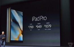 Apple vô tình giới thiệu iPad mini 4?