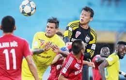 Thắng đậm Hà Nội T&T, B.Bình Dương lần đầu tiên vô địch Cúp quốc gia
