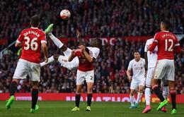 Những cái nhất của vòng 5 Premier League: Tôn vinh tuyệt phẩm của Benteke