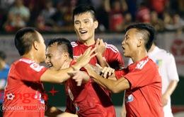 B.Bình Dương đặt mục tiêu vào chung kết Mekong Club