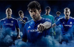 Chelsea đầy thách thức trong màn ra mắt áo đấu mới