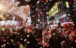 Cảnh báo khủng bố toàn cầu, thế giới vẫn háo hức chờ đón Năm mới