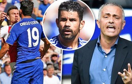 """Mourinho """"đá xoáy"""" FA quanh án treo giò của Diego Costa"""