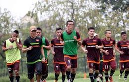 ĐT Việt Nam chạm trán đội bóng mạnh của bóng đá châu Á