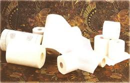 Hiểm họa khi dùng giấy vệ sinh lau miệng