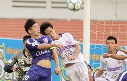 VCK U21 Quốc gia 2015: Gia Lai thua ngược, An Giang giành vé sớm