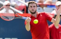 Rogers Cup 2015: Hạt giống số 9 Gilles Simon thắng dễ ở vòng 1