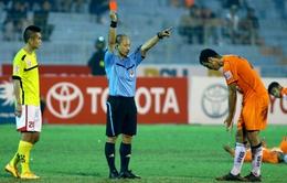 Gomez của SHB Đà Nẵng bị cấm thi đấu 3 trận