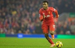 Balotelli là người hùng, nhưng Sturridge vẫn là hy vọng của Liverpool