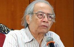 Giáo sư Tô Ngọc Thanh tiếp tục được bầu làm Chủ tịch Hội Văn nghệ dân gian nhiệm kỳ 2015-2020