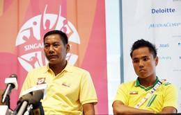 HLV U23 Myanmar tự tin sẽ đánh bại U23 Việt Nam để vào chung kết