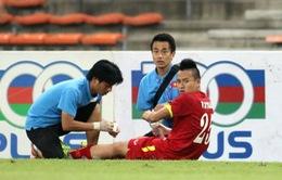 """Huy Toàn gửi """"doping"""" cho U23 Việt Nam trước giờ đại chiến"""